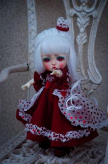 Lati Doll Yellow Lea Alice in Wonderland Basic Belle Miel Tan Custom