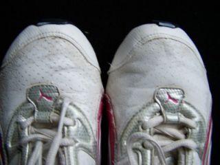 Women 6 5 Puma Volleyball Sneaker Shoe White Pink