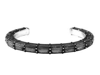 King Baby Studio Rivet Cuff Bracelet Sterling Silver K42 5869
