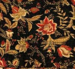 Blakeley Black Paisley Cotton Oversize King Quilt Set