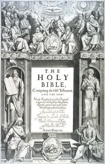 The Holy Bible King James Version KJV Audio Book CD Old New Testaments