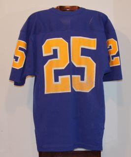 Game Worn 1985 86 John King San Jose State Spartans Football Jersey
