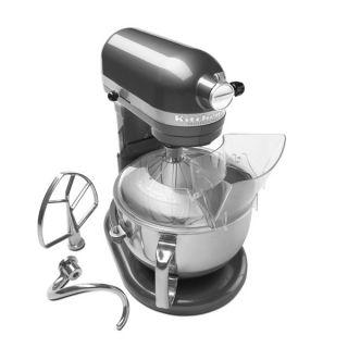 KitchenAid Pro 600 Stand Mixer 6 Qt 575 w KP26M1XPM Kitchen Aid Pearl