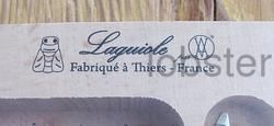 Laguiole Multicolor 6 Piece Steak Knives Set Stainless Steel Cutlery