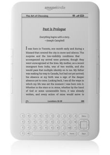 Kindle Wireless Reading Device Wi Fi 6 Free 3G eReader 6in