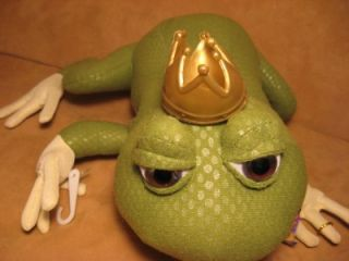 Dreamworks SHREK 3 (KING HAROLD the FROG) 12 Stuffed PLuSH DOLL *NwT