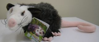 Fiesta Toys Plush 10 Opossum Stuffed Brand New