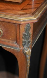 French Antique Dressing Table Vanity Desk Dresser Kingwood
