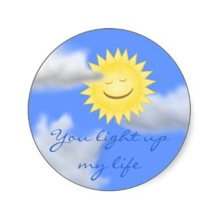Sunshine Collection Stickers