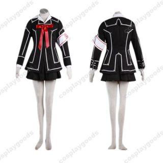 Japanese School Uniform Vampire Knight Day Class Girl Cosplay Costume