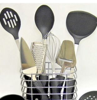 Stainless Steel Kitchen Tool Utensil Cutlery Set By Kitchen Pride