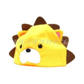 Bleach Kon Beanie Cap Yellow Lion Japanese Anime Manga
