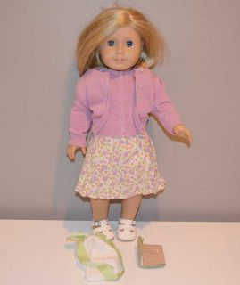 American Girl Kit Kittredge Doll 18 Pleasant Company