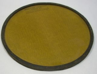 Kodak Wratten Darkroom Safelight Glass Filter 5 1 2 Series OA w