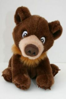 Disney Koda Brother Bear Stuffed Plush Teddy Bear
