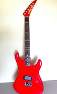 Kramer ZX10 Retro Solid Body Electric Project Guitar