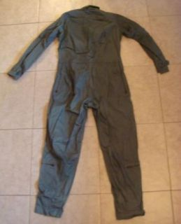 1964 Vietnam Era USAF Brigadier General Krause Flight Coveralls K 2B