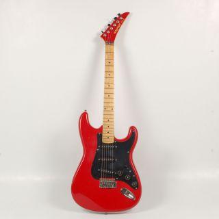 kramer ks 400 electric guitar three single coils. Black Bedroom Furniture Sets. Home Design Ideas