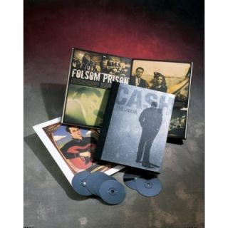 CD + DVD *JOHNNY CASH * THE LEGEND   DELUXE EDITION*