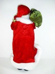 Kurt s Alder Standing Santa Claus Christmas Decorative Figurine