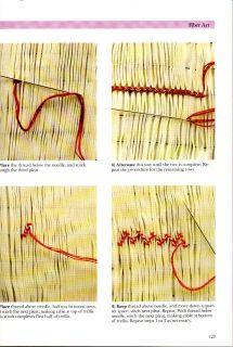 Singer Sewing Update Patterns Smocking Machine Serger Fiber Art Rag