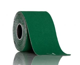 KT Tape Original Precut 20 Strip Roll Forest Green Kinesiology Tape