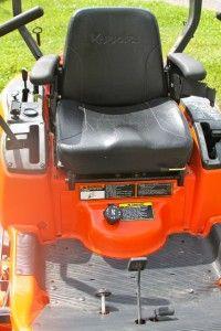 2009 Kubota ZG23 Zero Turn Lawn Tractor Mower