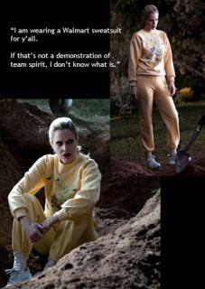 top worn by Kristin Bauer van Straten in episode 5.01 of True Blood