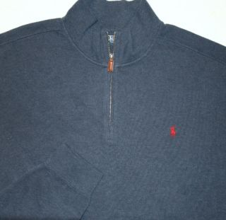 Polo Ralph Lauren French Rib Sweater Mens Size 4XLT
