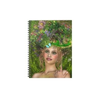 Sister of Mother Earth Journal/Notebook