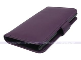 Leather Case Wallet for LG Optimus L7 P700 Inner Card Slot