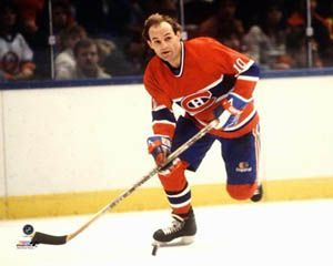 Guy Lafleur 1980 Montreal Canadiens Classic NHL Hockey Poster Print