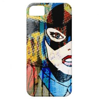 Batgirl Head iPhone 5 Case