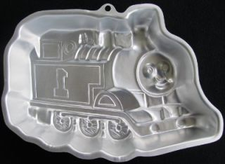 2105 1349 Thomas The Train Cake Pan Jello Mold Birthday Tank Engine