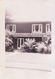 US Army Officers Quarters 137 Schofield Barracks Hawaii WWII Photo