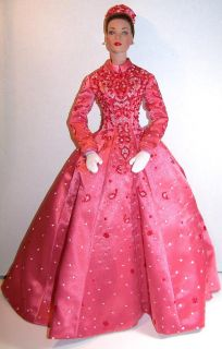 16 Framboise Robe du Grande Soir Theatre de la Mode Tyler 2001 MINT