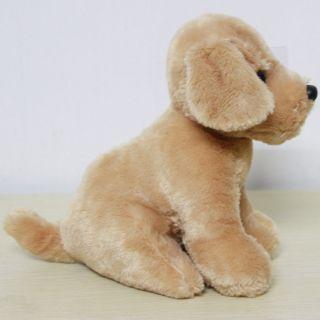 Labrador Retriever Pet Dog 18 20cm Plush Toy Fluffy Doll Stuffed