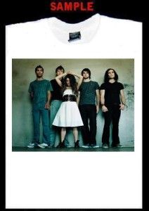 Flyleaf Custom Photo T Shirt Tee Lacey Sturm Rock 1372