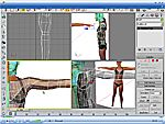 Advanced 3DS Max Character Modeling Training DVD New