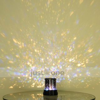 New Star Sky Projection Projector LED Night Light Lamp