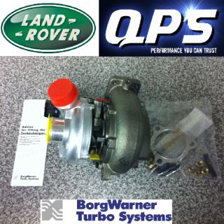 Land Rover Discovery 3 TDV6 2 7L Brand New Turbo Charger 04 10