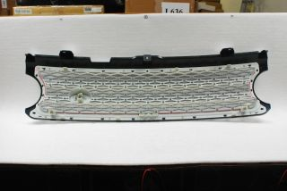 06 07 08 09 Land Rover Range Rover HSE Front Sport Silver Grill Grille