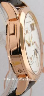 Lange Sohne 109 032 Lange 1 Moonphase in Red Gold Mint Box Papers