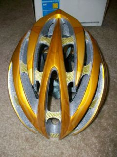 Giro atmos Lance Armstrong Model Road Bike Helmet Size Medium New