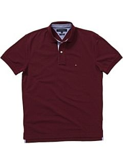 Tommy Hilfiger Classic Tommy polo shirt Red
