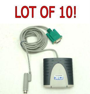 HID OMNIKEY 3111 DESKTOP PC SERIAL RS232 INTERFACE SMART CARD READER