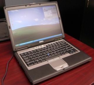 Dell D620 Laptop Notebook Latitude Core2 Duo 1 83GHz 2 5GB RAM 80GIG