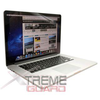 Screen Protector Shield for Apple MacBook Pro 15 Retina Laptop