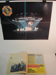 57 1979 CHiPs ERIK ESTRADA & LARRY WILCOX ELO ELECTRIC LIGHT ORCHESTRA