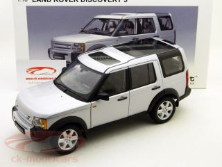 18 vehicle Land Rover Discovery 3 Year 2005 Article ID 74801